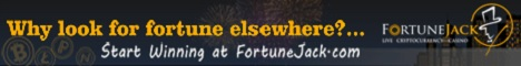 Fortune Jack Bitcoin Casino