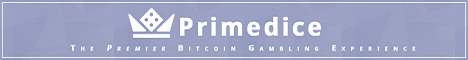 Prime Dice Bitcoin Casino